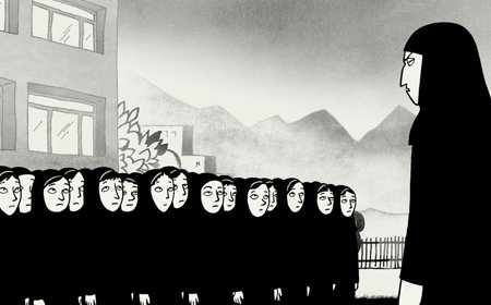 The Conflict Of Religious Idealism Liberal Education In Persepolis Sainte Terre